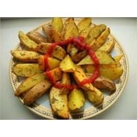 Elma Dilim Patates Tarifim