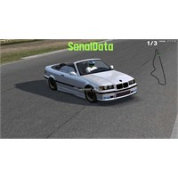 Live For Speed Bmw E36 Yaması [ Yeni ]