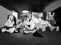 Picasso nın Guernica Sı