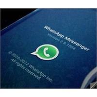 Whatsapp'a Facebook Kancası!