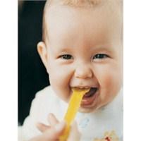 Bebekte Ek Gıdalara Başlanması