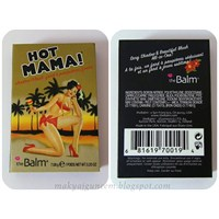 The Balm Hot Mama Blush (Allik)