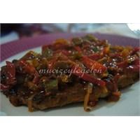 Tuğba'nın Special Soslu Bifteği
