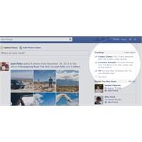 Facebook'a Trend Topic Özelliği Geliyor!