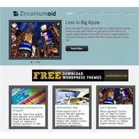 Magazin Sayfası Görünümlü Bedava Wordpress Temalar