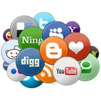 Blogger Yazı Altı Sosyal Paylaşım Butonları