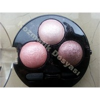 Mua Trio Eyeshadow - Pink Sorbet