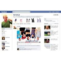 Facebook Profilinde Yaratıcı Tasarım
