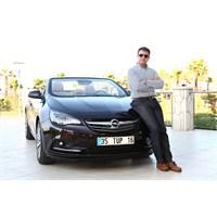 Opel Cascada Cabrio 1.6 Sidi Ecotec İle Sunuluyor