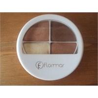 Flormar - Quartet Eye Shadow - 401 Swatch