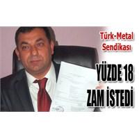 Türk Metal Sendikası Mess'ten %18 Zam İstiyor
