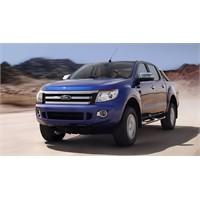 Ford Ranger Euro Ncap'den 5 Yıldız Alan İlk Pickup