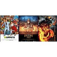 17 Şubat 2012 Haftası Vizyon Filmleri