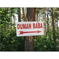 Duman Baba Efsanesi