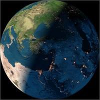 Dünyayı Uzaydan Canlı İzleyin
