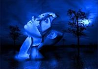 Mavi Melek