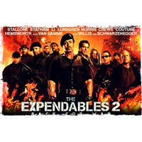 Cehennem Melekeri 2- The Expendables 2