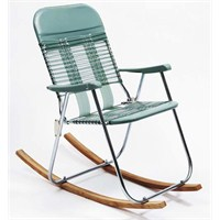 4 Ayaklı Sandalyeden Sallanan Sandalye Yapımı