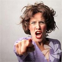 Bağıran Anne Olmayın...!