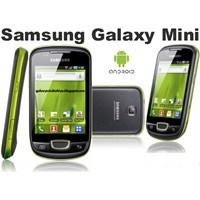 Galaxy Mini İnceleme (Özellikleri)