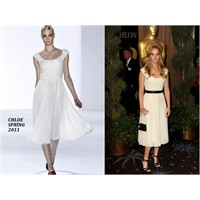 Jennifer Lawrence'nin Chloe Elbisesi