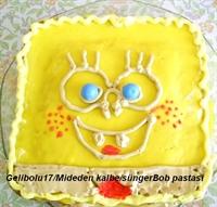 Midedenkalbenin Sünger Bob Pastası