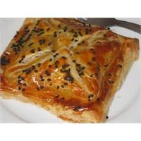 Zarf Börek Pastırmalı