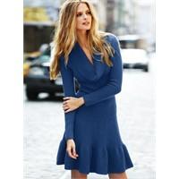 2012 Son Moda Kışlık Elbise Modelleri