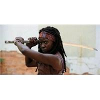 The Walking Dead Yeni Karakter: Michonne
