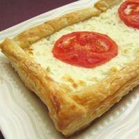 Peynirli Mini Milföy Pizza