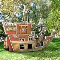 """Çocuklar İçin """"Korsan Gemisi"""""""