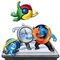 İnternet Explorer Kullanımı %50'nin Altına Düştü