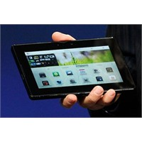 Blackberry Playbook'ları Toplatıyor