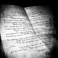 Bu Size İlk Mektubum!