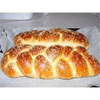 Hallah (Challah) (Sebt) Ekmeği