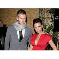 David Beckham Da Modaya El Atıyor