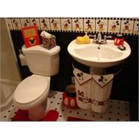 Çocuklarınız İçin Farklı Banyolar..