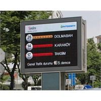 Yandex'den İstanbul İçin Trafik Bilgilendirme Lehv