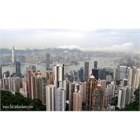 Gelecekten Bir Şehir ; Hong Kong