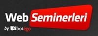 Web Seminerleri Başlıyor !