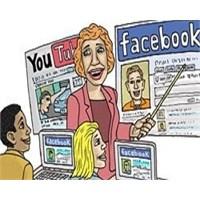 Facebook Ve Twitter Müfredata Girdi