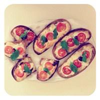 Fırında Özel Soslu Kahvaltılık Ekmekler
