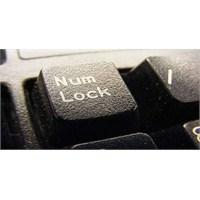 Windows Açılışta Numlock Aktifleştirmek