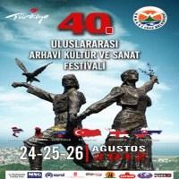 40.Uluslararası Arhavi Kültür Ve Sanat Festivali