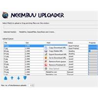 Nembuu Uploader ( Tüm Dosya Paylaşım Sitelerine Ay