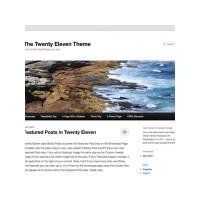 Wordpress Twenty Eleven Teması