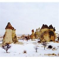 Mis Gibi Kış Fotoğrafları - Kapadokya