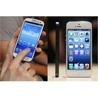 İphone 5 ve Samsung Galaxy S3 Karşılaştırması