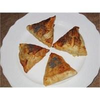 Resimli Adım Adım Peynirli Muska Börek