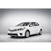 2014 Toyota Corolla Yenilendi.